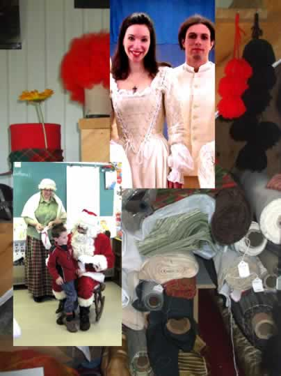 Historical Costumes, Highland Dance, Rehearsal Costumes, Mascots & Parade Characters.